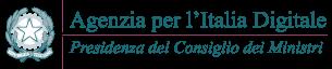 Logo Agenzia per l'Italia Digitale